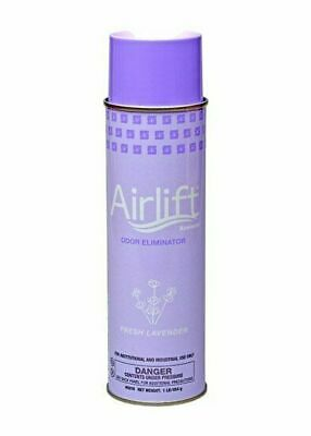 Spartan Chemical 601900 - Airlift Xcelente Odor Eliminator 20oz Aerosol (Case of