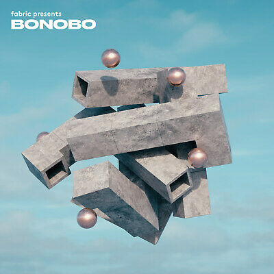 Fabric Presents Bonobo (2LP Vinyl, Gatefold) 2019 fabric - FABRIC201LP NEU