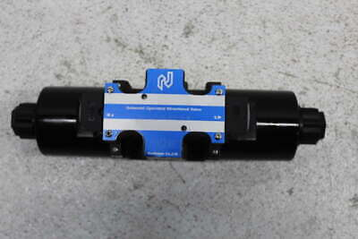 Northman Solenoid Operated Directional Valve SWH-G03-C6-D12-10-N