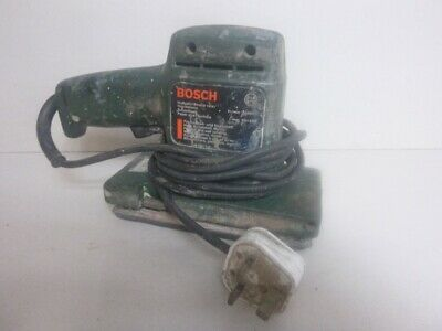 Bosch PSS230 Sander, In Need of Attention
