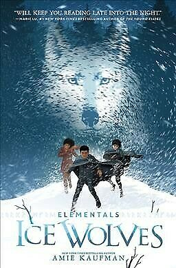 Ice Wolves, Paperback by Kaufman, Amie; Szabo, Levente (ILT), ISBN-13 9780062...