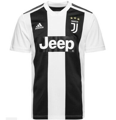 Juventus Home Shirt 2018-2019 Brand New With Tags