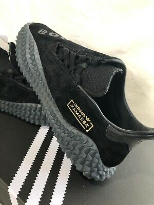 sports shoes 718b1 c4eca ADIDAS ORIGINALS X Neighborhood Kamanda 01 Black New ...