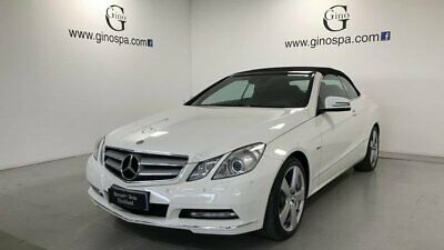 Mercedes-Benz Classe E E 220 CDI Cabrio BlueEFFICIENCY Executive