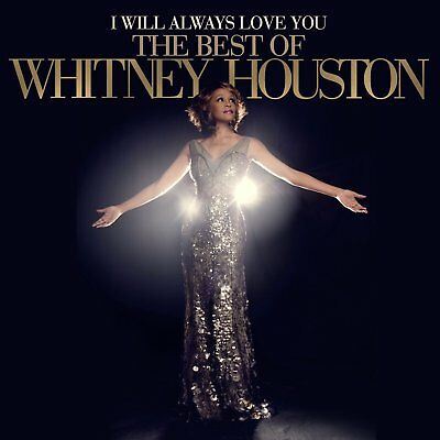 Whitney Houston I Will Always Love You The Best Of Deluxe Ed Cd 2012 Brand New