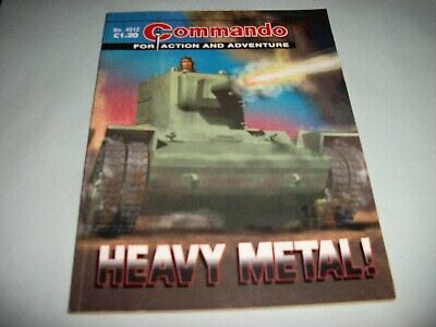 2007  Commando comic no. 4012
