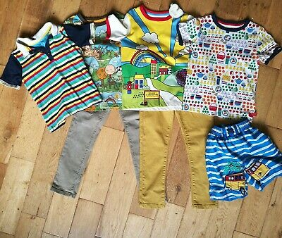 Bundle boys clothes 5-6 Little Bird, Joules, Next t shirt, jeans. New and used
