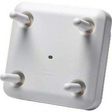 Cisco (AIR-AP3802E-Z-K9) 802.11AC W2 AP W/CA; 4X4:3; MOD; EXT ANT; MGIG Z DOMAIN