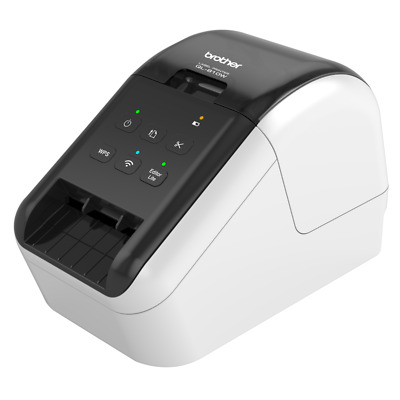 Brother WIRELESS (WiFi) HIGH SPEED LABEL PRINTER / UP TO 62MM WITH BLACK/RED