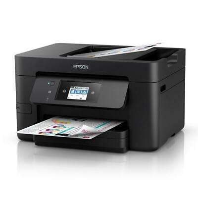 EPSON WorkForce Pro 4720 Inkjet Multifunction with PrecisionCore - Print, Copy,