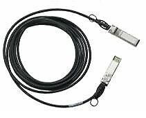 Cisco 10GBASE-CU SFP+ Cable 1 Meter networking cable 1 m Black