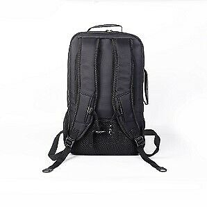 "Access Backpack for up to 18"" NB, Black with Yellow linings, Nylon 210D, Water"