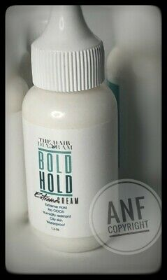 Bold Hold Extreme Cream Lace Wig Waterproof Adhesive Hair System Glue 1.3 oz.
