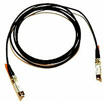 Cisco 10GBASE-CU, SFP+, 2m networking cable Black
