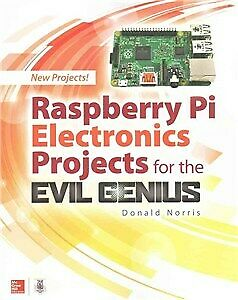 Generic Raspberry Pi Projects for Evil Genius