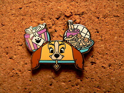 Lady Disney Pin - Character Earhat - Mystery Pack