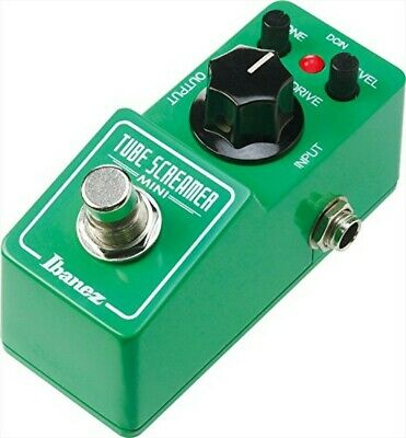 Guitar Effect Pedal Tube Screamer Mini Ibanez TS MINI With Tracking From Japan