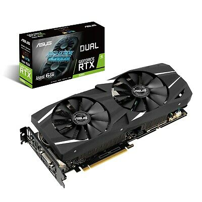 Asus Geforce Rtx 2060 6 Go Boost Carte Graphique