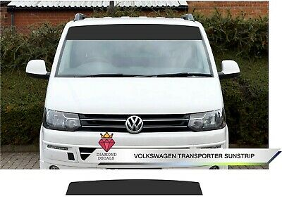 VW Sun Strip Transporter Van T4 T5 T6 Decals Volkswagen Any Colour Custom