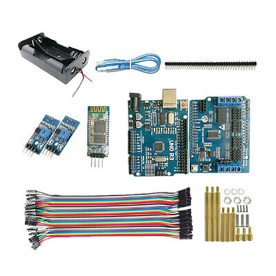 RC Self-tracking R3 Controller Board Kit for Robot Car Chassis Arduino
