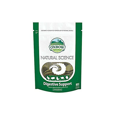 Oxbow Natural Science Digestive Support Tablets x 60 Tablets