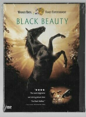 Black Beauty (DVD, 1999) WARNER BROTHERS FAMILY ENTERTAINMENT DVD NEW