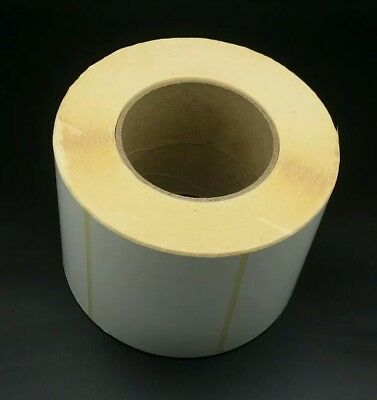 Thermal Self Adhesive Sticky Labels postage address rolls 102mmX 76mm 4x3 inch..