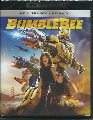 Bumblebee (Transformers) 4K Ultra HD (2018) 2 Blu Ray