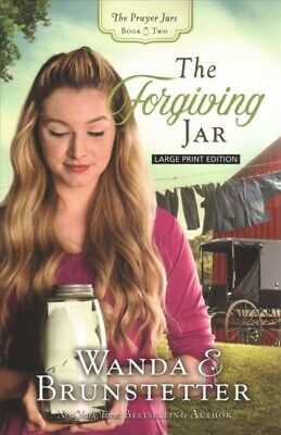 Forgiving Jar, Paperback by Brunstetter, Wanda E., Brand New, Free shipping i...