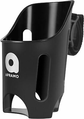 Apramo CUP HOLDER FLEX Stroller Buggy Pushchair Baby Travel Accessory BN