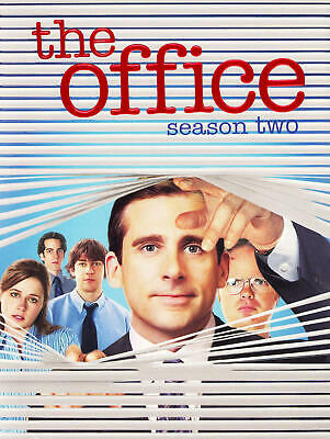 The Office - Season Two (DVD, 2006, 4-Disc Set) NEW