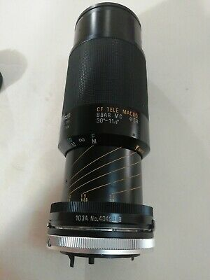 80-210mm f3.8-4 CF Tele Zoom Tamron BBAR MC (Adaptall-2) Miranda good used condi