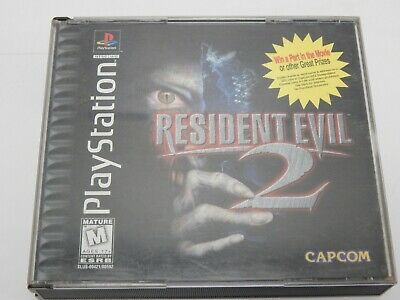 Resident Evil 2 - Sony PlayStation PS1