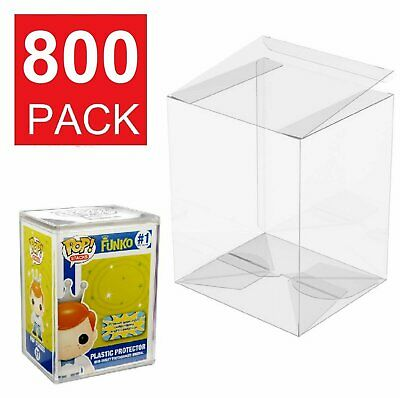 WHOLESALE Lot 400 800 Collectible Funko Pop Protector Case 4 inch Vinyl Figures
