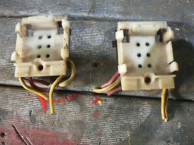 Rare Ford Falcon Fairmont Xb Xc Coupe Cobra Rear Power Window Switch Bases