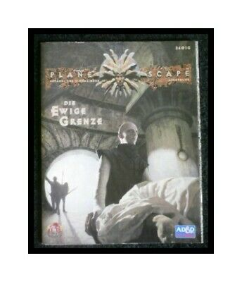 Advanced Dungeons & Dragons 2nd Edition: Planescape - Die Ewige Grenze Baker, L.