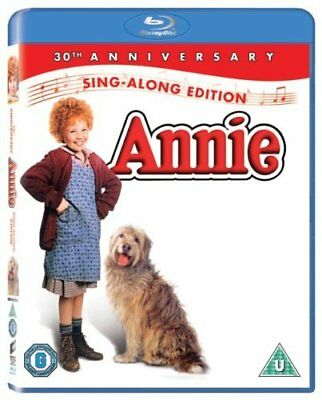 Annie  '30th Anniversary Edition'  (Blu-Ray + Ultraviolet)      New & Sealed