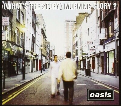Oasis - (What's The Story)Morning Glory? (Remastered)  Cd Neu
