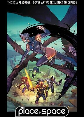 (Wk13) Justice League Odyssey #7A - Preorder 27Th Mar
