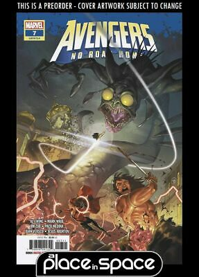 (Wk13) Avengers: No Road Home #7A - Preorder 27Th Mar