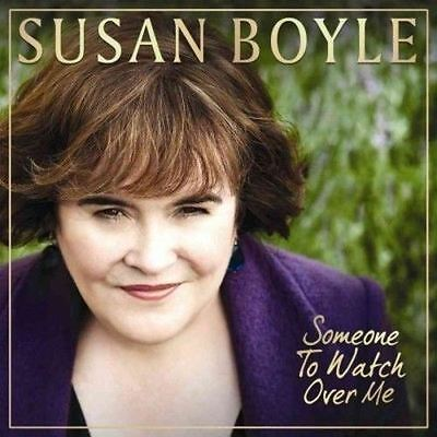 Susan Boyle - Someone To Watch Over Me - Damaged Case