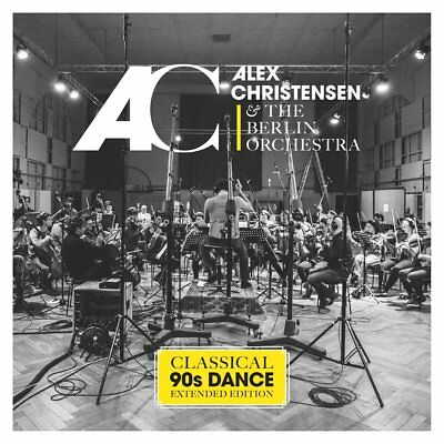 Alex Christensen&The Berlin Orchestra-Classical 90S Dance (Ext. Edit.)  Cd Neu