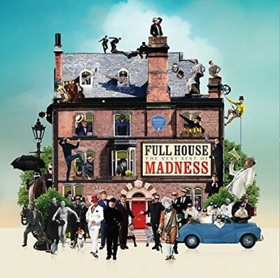 Madness - Full House-The Very Best Of Madness  4 Vinyl Lp Neu