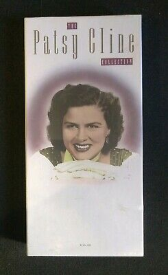 The Patsy Cline Collection; 1991 4-CD Set, Vintage Country Sealed Brand New