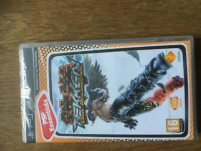 JEU VIDEO SONY PLAYSTATION PS PSP tekken dark resurrection NEUF SOUS BLISTER
