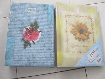 10Pc Flower Photo Album Can Hold 300PHOTOS