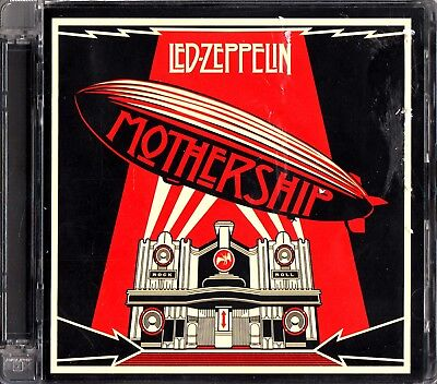 LED ZEPPELIN- Mothership- The Best Of/Greatest Hits 2-CD (Stairway Heaven/Page)