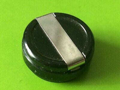 OEM CANON Black/silver rewind knob for the Canon FT/FP/TX/FTb camera bodies