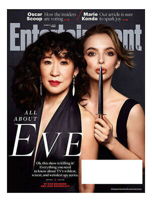 Image result for jodie comer entertainment weekly cover