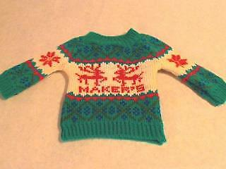 EUC MAKERS MARK Ugly Christmas Sweater Bottle Cover 750ml doll miniature whiskey